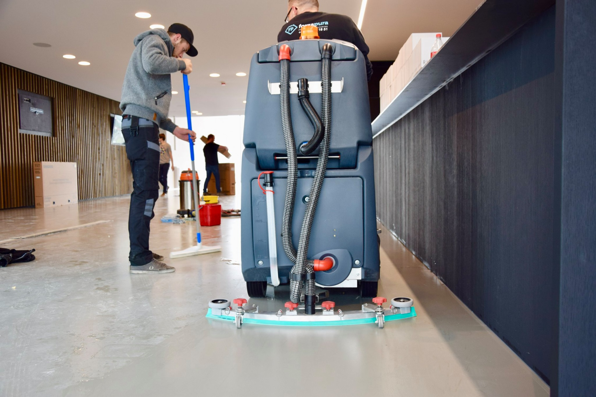 Schoonmaak van kantoren | Kantoren poetsen
